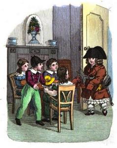 1829 Mietje en haar broertje