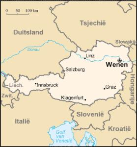 Kaart_Oostenrijk