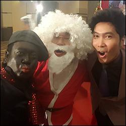 Sinterklas zwart 1